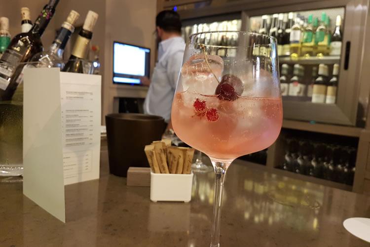 Bar El Palmeral. Picoteo